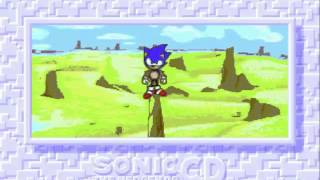 Sonic CD - Sonic CD Introduction Song (Sonic Boom) - User video