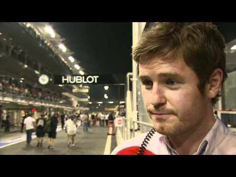 Ferrari (Rob Smedley) on losing Formula One 2010 World Drivers Championship