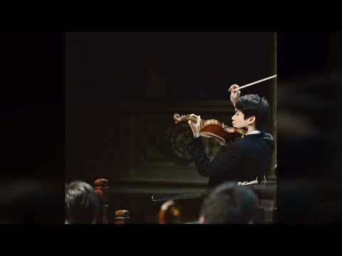 Bruch Scottish Fantasy for violin and orchestra op. 46 - Inmo Yang 양인모