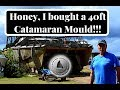 How to Build a Catamaran   - Life on the Mold Ep 001