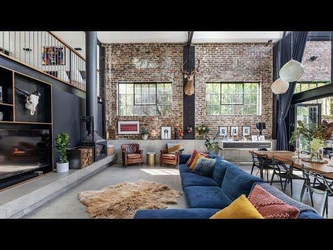 industrial warehouse conversion Sydney