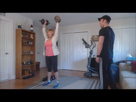 Personal Training Session: In the Comfort of Your own Home
