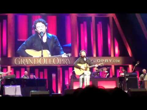 Jacob Lyda- Grand Ole Opry Debut, August 6, 2011