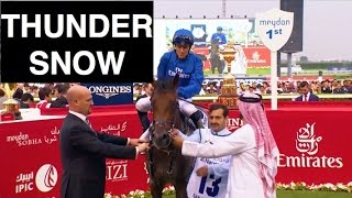 Breaking: Thunder Snow To Run in Kentucky Derby 2017