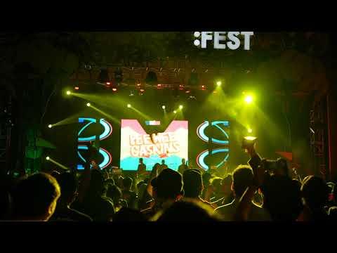 Pee Wee Gaskins - Kangen (live At Synchronize Fest 2018)