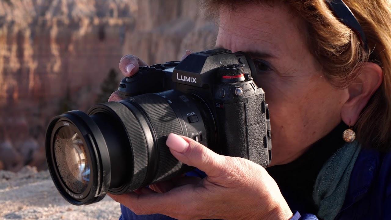 Panasonic Lumix DC-S1R Camera Body (DC-S1RE-K)