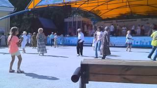Танцы после 50 лет (часть1)
