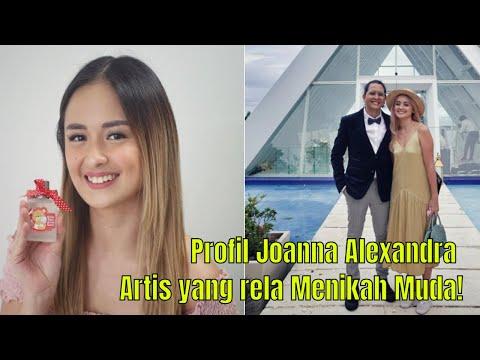 Profil Joanna Alexandra Yang Menikah Di Usia 20 Tahun Dengan Raditya Oloan