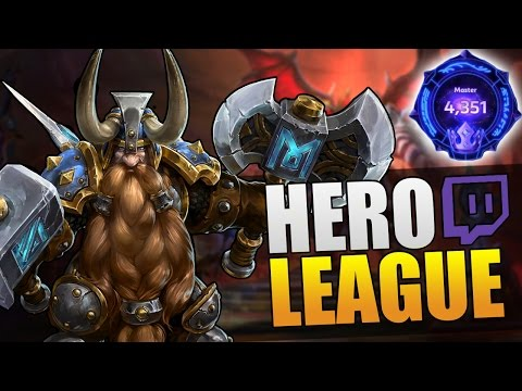 Nubby and Grubby (i play bad lel) // Heroes of the Storm