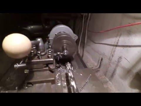 ТВ-16 работа отрезным резцом