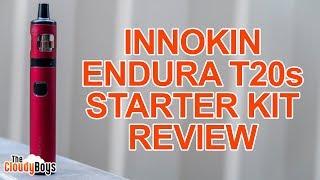 Innokin Endura T20-S Starter Kit Review