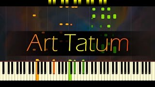 Tea for Two // ART TATUM