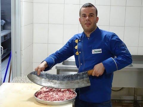 Kıyma Kebabı,Nasıl Çekilir?Kebap Nasıl Hazırlanır?