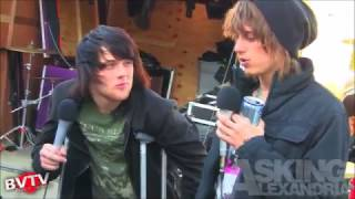 Asking Alexandria Funny Moments