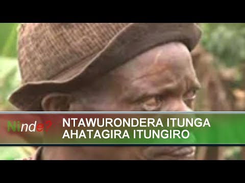 Ninde Burundi Ntawurondera itunga ahatagira itungiro