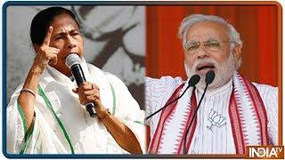 Modi Vs Mamata Didi - लड़ाई Kolkata वाली