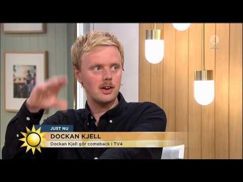 Träffa Skaparna Av Dockan Kjell - Nyhetsmorgon (TV4)