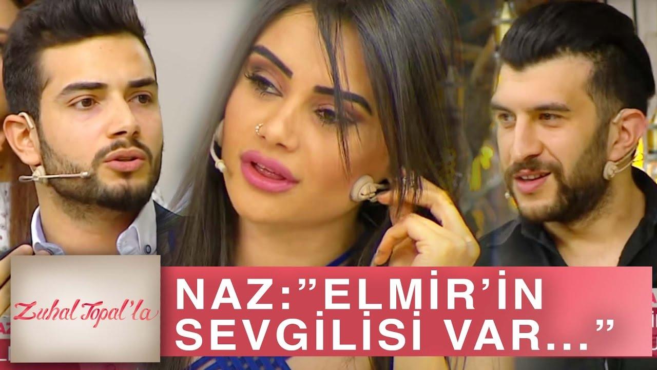 Zuhal Topal'la 167. Bölüm (HD)   Naz'dan Elmir ile ilgili Şok Yaratan İddia!