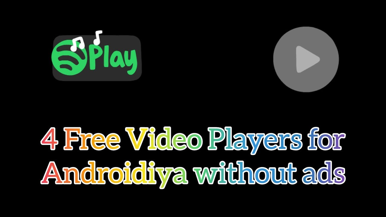 best free video player for android without ads