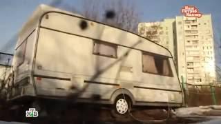 Как превратить кемпер в постоянное жилье / House on wheels