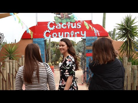 We Tried Cactus Food At Australia's Biggest Cactus Garden