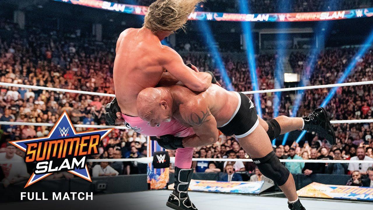 Download FULL MATCH - Goldberg vs. Dolph Ziggler: SummerSlam 2019