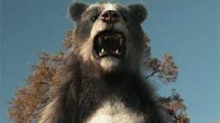 Доисторические хищники — Короткомордый медведь. Документальные фильмы Nat Geo Wild HD