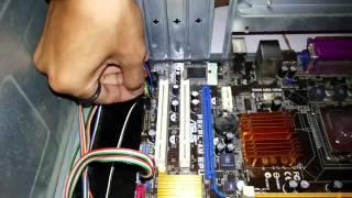 Tutorial Merakit CPU dan penjelasannya    By AGUNG KURNIAWAN