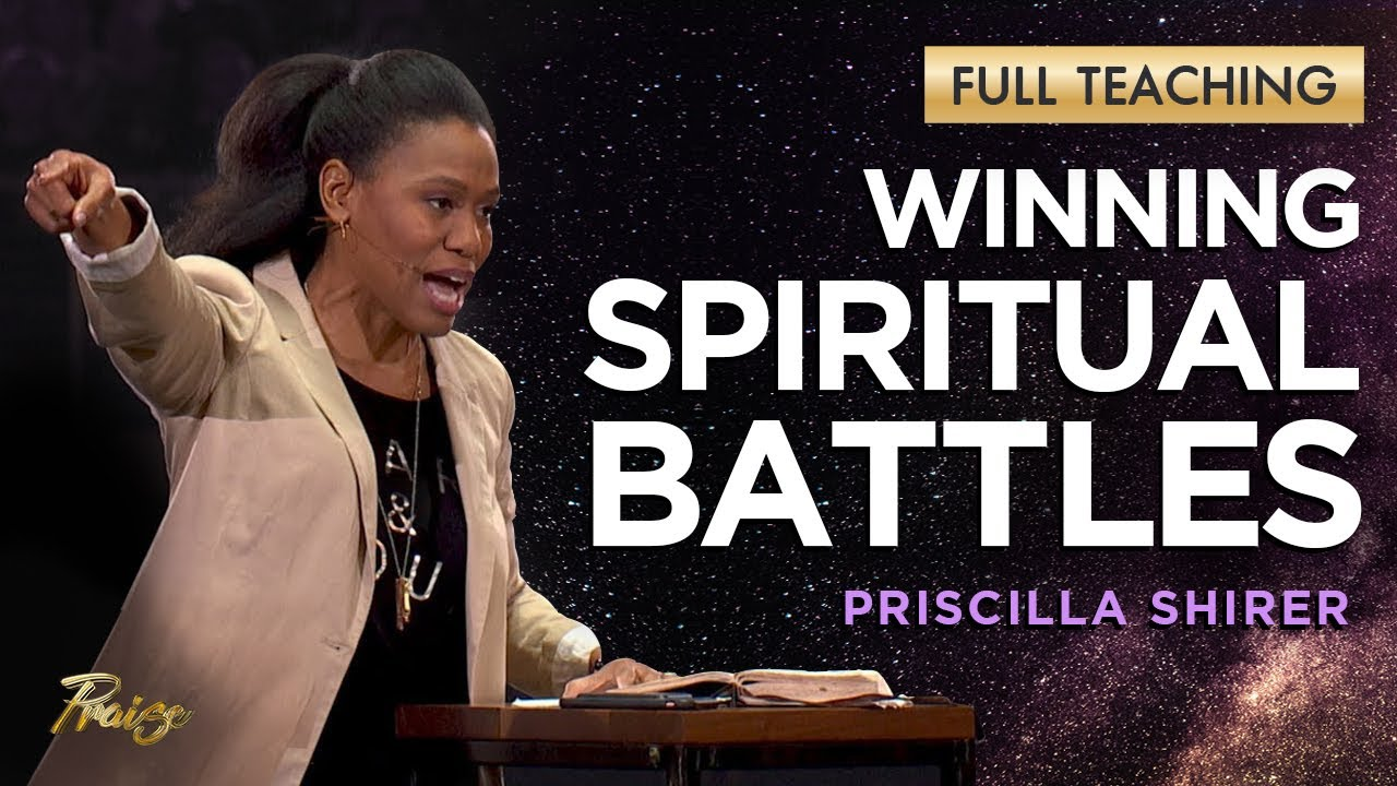 Download Priscilla Shirer: YOUR Spiritual Battle & the Armor of God (Full Teaching)   Praise on TBN