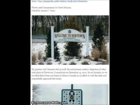 Sandy Hook Massacre A CLOSER LOOK