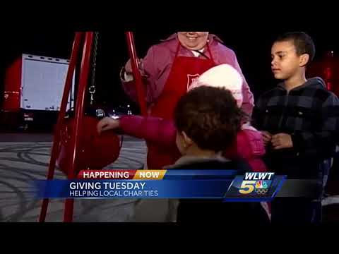 How to give back in Cincinnati on #GivingTuesday