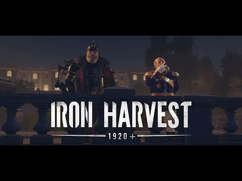 Iron Harvest – Story Trailer