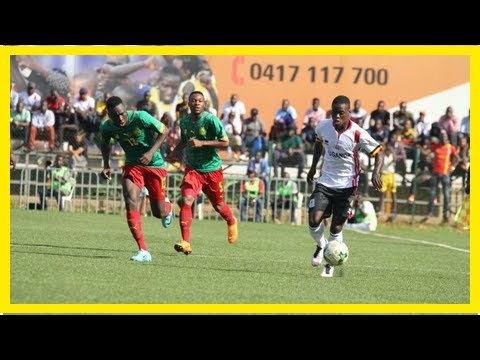 Breaking News | AFCON U-20 Qualifier: Steven Mukwala goal hands Hippos victory