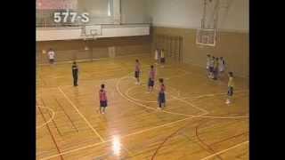 ジャパンライムDVD 【バスケットボール】 『北海道選抜チームに見る短期...