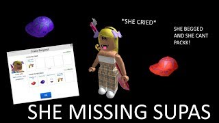15 Year old Cries over Virtual Item on ROBLOX *AND THEN THIS HAPPENS*