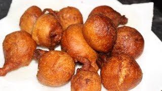 Nigerian Puff Puff | Nigerian food | Nigerian Cuisine