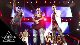 Daddy Yankee Staples Center Part 2 (Plan B, Prince Royce y Arcangel)