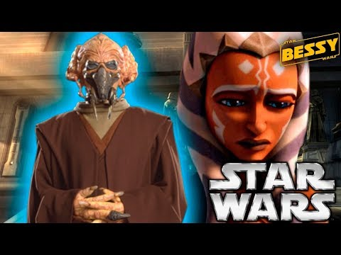 Plo Koon's REAL Thoughts on Ahsoka Leaving the Order(CANON)