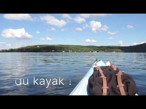 Séjour dans les cantons de l'Est Québec