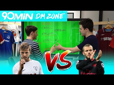 Who should start for England at World Cup 2018? Will Wenger stay if he wins Europa League? DMZONE