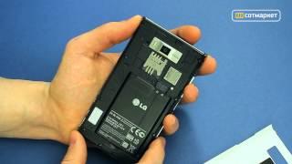 видео обзор LG Optimus L7 от Сотмаркета