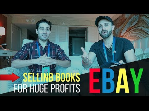 Selling Books On EBay For HUGE PROFITS - Amazon Sellers Are LOSING MONEY!