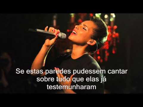 Alicia Keys - Tears Always Win (tradução)