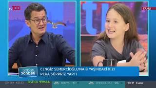 Cengiz Semercioğlu'nun kızı Pera
