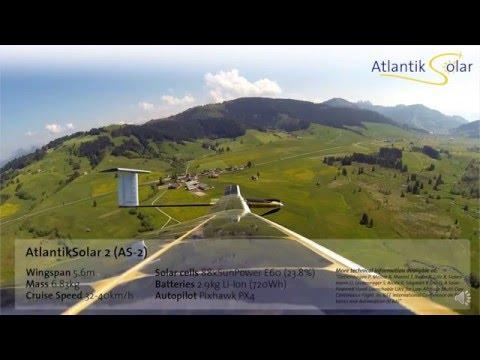 AtlantikSolar - Flying Forever