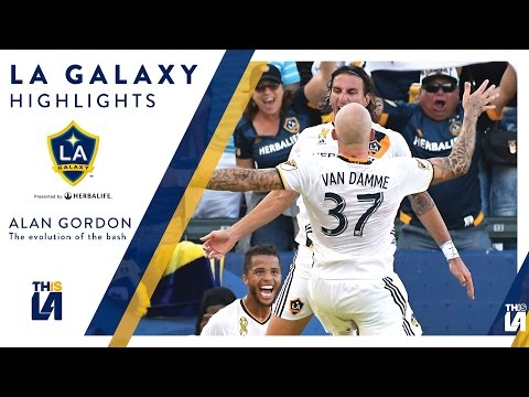 The Evolution of the Bash | Alan Gordon's Best Celebrations for the LA Galaxy