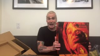 The Stooges - Fun House 50th Deluxe Edition (Henry Rollins Unboxing Video)