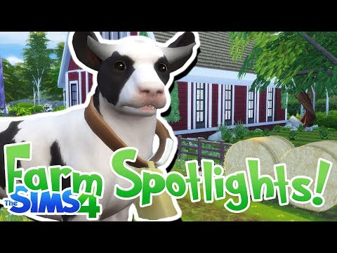More Cowbell! And Sprinklers?! Farm Mods Booster Pack Spotlight!! 🐄🌱 Sims 4 CC Spotlight