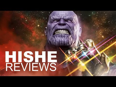 Avengers Infinity War - HISHE Review (SPOILERS)