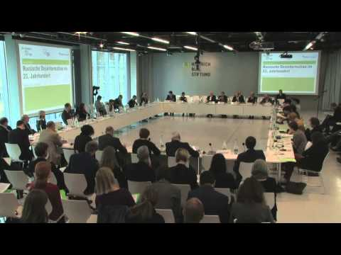 Exposing Russian Disinformation in the 21st. Century - Welcoming remarks